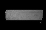 MEIO FIO RETO - 1,00 x 0,30 x 0,10 mt.